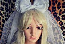Minnie Veils and Minnie Ears