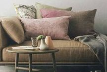 For the home: living room / Ideas and inspiration for the living room - sofas, carpets, room layout and décor
