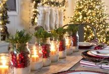 Joulu / CHRISTMAS INSPIRATIONS / Jouluisia ideoita