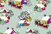 Merry & Bright Vintage / by Nancy Hammel