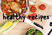 Recipes - Food & Drinks / We're all about helping you find healthy meals out there to keep you Living Fuller! We're out to make cooking fun, nutritious, and delicious.