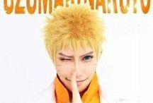 cosplay Naruto