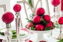 HOLIDAY: Christmas + NYE / by Kelly Setzer