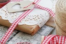 Cards & Giftwrapping / Inspiration and guides to make lovely cards and beautiful wrapped gifts