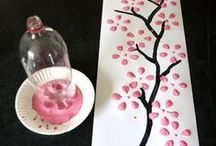 DIY Ideas / ... I admit, I'm not big on DIY projects... but if I find any that's unique, useful, and most important... fun, I'm more than open to giving it a shot.   Featured on... http://NinjaMomDiaries.com/diy-tues