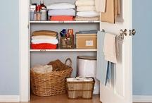 Home...Organization / by Christine Hart-Nieland