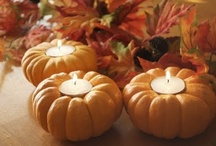 Fabulous Fall / Scarecrows and pumpkins and caramel apples, oh my!