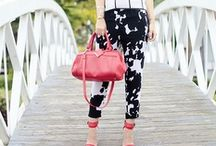 Printed Pants / by Electric Frenchie