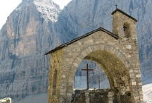 Chapels, Churches, Cathedrals / by Trisha Roberts
