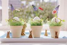 Spring Decor / Spring, Pesach & Easter decorating ideas