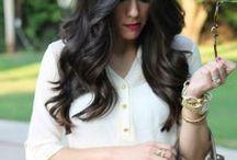 HAIR / by Kelly Setzer