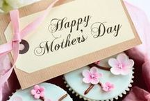 Mother's Day / Mother's Day is about honoring your mother and celebrating her. With these fresh flower arrangements and DIY craft ideas, you sure will make her day unforgettable.  / by WHAT A BLOOM Florist in Canada