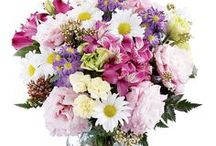 Affordable Flowers / We offer affordable, fresh flowers with our local florists shops in Canada, Toronto, Edmonton, Calgary and Vancouver. For more information go to: http://www.whatabloom.com/ / by WHAT A BLOOM Florist in Canada