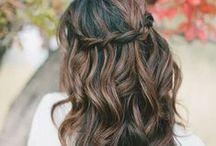 Hair stylin' / by Ashley