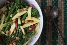 Salater og grøntsagsinspiration / Salater og grøntsagsretter