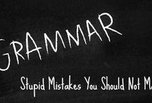 Grammar / by Carly Pugh Upton