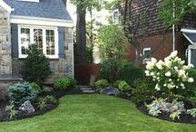 Curb Appeal / It's happened to us all, you're driving along and out of the corner of your eye you see a fabulous sight, a head turning front yard that has the curb appeal you've always dreamed of. Well stop dreaming and start doing, let's create a curb you can be proud of!