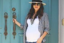 Pregnancy Style / Beautiful baby bumps!