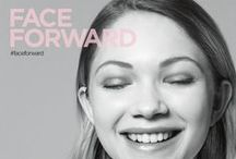 #faceforward / Make a promise to the future. And put it out there. #faceforward / by Clinique UK