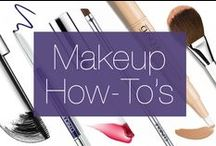 Makeup How-To's / From naturally pretty to all-out drama. Try a new look—and learn some expert makeup tricks. / by Clinique UK