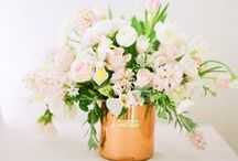 Flower Centerpieces / These beautiful flower centerpieces are just what you need to add a little decoration to any room in the house or at any event you attend.   / by WHAT A BLOOM Florist in Canada