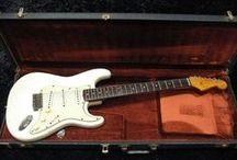 Guitars & Amps / Music stuff