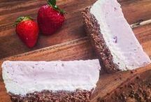 Nourish the body - Sweet / Healthy sweet treats