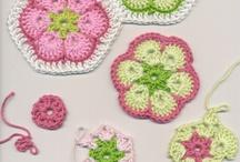 DIY crochet / DIY crochet and knitting inspiration