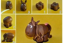 Horse Crafts and Activities / by Heather Dionne