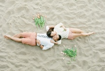 love shoots / photos of happy couples - engagements, maternity, anniversary, etc. / by caroline tran