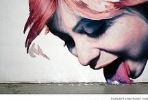 Street Art / street art in all manifestations