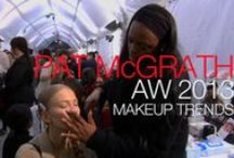 Pat McGrath / MODTV goes backstage with Makeup Artist Pat McGrath at New York, Milan and Paris Fashion Week.   / by MODTV
