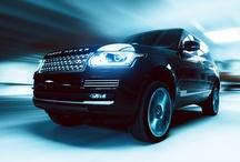 The Range Rover / The ultimate luxury all-terrain vehicle. #RangeRover