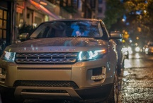 Range Rover Evoque / Strong performance in the city joins the robust capabilities you expect from Land Rover. #RangeRoverEvoque
