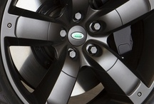 Land Rover Concept Vehicles / A collection of pins featuring Land Rover concept vehicles.
