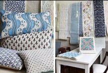 pattern: wallpaper, textiles, tile / by sarah shaw