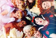 Disney Princesses / All the Disney Princesses in one place! Snow White, Cinderella, Aurora, Ariel, Jasmine, Belle, Tiana, Rapunzel, Merida, Pocahontas, Mulan, Wendy, Jane, Esmerelda, Kida, Meg, Alice, Jane Darling, Melody, and now Leia! (Yes, I consider ALL of them Disney Princesses.) Enjoy!! :) / by Kirsten Geddes