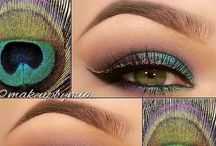 Makeup my world! / Makeup Beauty cosmetics tips / by Mina Anderson