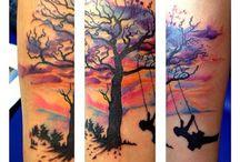 Tatts make me tingle :P / by Mina Anderson