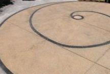 Mazes, Labyrinths, Spirals
