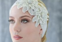 Veils and Hair Accessories / Accessorize your wedding gowns with a veil, bridal headpiece, bridal feathers and more. #wedding gowns  #bridal gowns #veils #headpieces #hair accessories #hawaiiprincessbrides