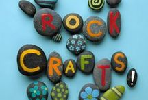 Rocks / Ideas & inspiration for rock art / by C Marquez