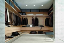 Interior - Dressing room / by Skinner Liu
