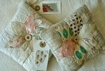 patchwork / beautiful quilts and smaller patchwork projects