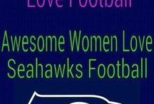 Seattle Seahawks / All things great about the Seattle Seahawks! / by Circa: Collectiblesandmore