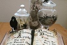 Potions Bottles, Wands and things that hold secrets!!!