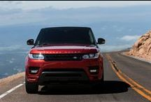 Firenze | Red | Pimento / See what inspired us while designing the 2014 line of Land Rover vehicles. What color inspires you? Pin with the hashtag #LRcolor for a chance to see it included on one of our boards.