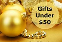 Christmas Gifts Under $50! / Necklaces, earrings, necklace & earring sets, hair combs.  #jewelry #bling #shopforbling #hawaiiprincessbrides / by Hawaii Princess Brides
