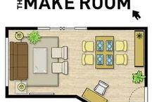 Stephanie Burgess Living Room, Bedroom Kitchen Etc / Ideas