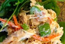 Healthy Recipes / Food / by Dayna Massel